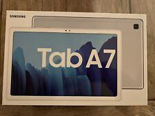 Samsung Galaxy tab A7 SM-T500 32GB Silver Wifi Sealed