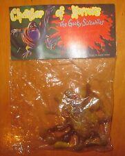 Vintage 1960s rubber jiggler monster Chamber of Horrors Gooky Screamies MIP