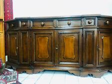 Sideboard Kommode Mexico Möbel Kolonialstil Massivholz Pinie Kolonialstil 226cm