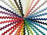 5mm Ric Rac Ribbon Braid Trimming Ricrac Metre Choice of Colours DIY Sewing Trim