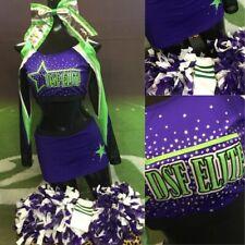 Real Cheerleading Uniform Elite All Stars Adult Xs