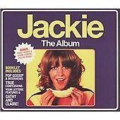 JACKIE - THE ALBUM - CD (VARIOUS ARTISTS) GENUINE ORIGINAL - NEW / SEALED!!!!!!
