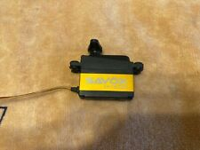 Savox 1257MG helicopter tail servo - item is used