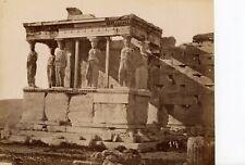 Albumen Caryatides Greece 22 or 17 ? Dimitris Constantine Athens Athanasiou