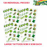 Amscan St. Patrick's Day Temporary Tattoo 120pc Irish Party Fun Favour Accessory