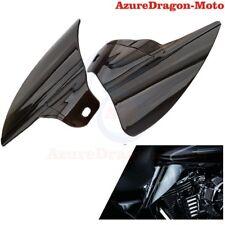 Saddle Shield Heat Deflector For Harley Touring Models Road Kings 2009-2015 AU