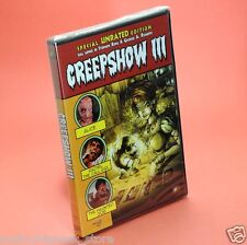 CREEPSHOW 3 DVD Special Unrated edition
