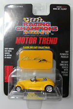Racing Champions 1:57 Scale 1997 Motor Trend 1997 PLYMOUTH PROWLER (YELLOW)
