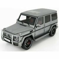 Almost Real Mercedes Benz G-Class G63 AMG W463 V8 Biturbo 2017 Monza Grey Magno