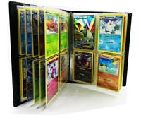 240 Cards Capacity Holder Pokemon Cards Album Binder Folder Book List Collectors