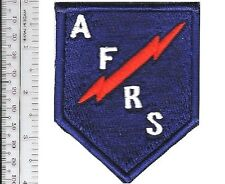 US Army & US Air Force Armed Forces Radio Services AFRS American Forces Network
