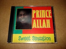 Prince Allah-Sweet Sensation/CD/OVP, SEALED/Cornerstone/reggae alla BB
