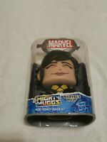 Mighty Muggs Hasbro Marvel Wasp Face Changing Action Figure