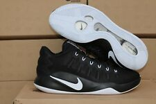 NIB-Nike Hyperdunk 2016 Low Black/White Basketball Shoes Sz 10