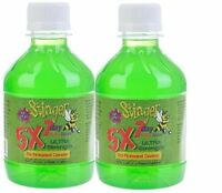2 - Stinger 5x 7-Day Detox Extra Strength Cleanser  8 oz  with 2 - 6 panel test