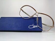 Cazal Glasses 223-97/36 Vintage Eye Frame Butterfly Original West Germany Brand