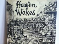 THE  HOUGHTON   WEAVERS           LP          HOWFEN  WAKES  (  SIGNED )