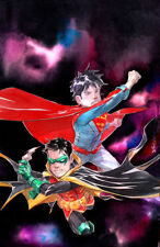 Super Sons #9 (Nguyen Variant Cover Edition) (DC-2017)
