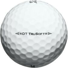 24 TITLEIST DT TRUSOFT GOLF BALLS  PEARL/ GRADE A LAKE BALLS FREE DELIVERY