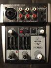 Behringer XENYX 302USB Audio Interface Mixer photo