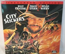 Laserdisc {d} * City Slickers * Billy Crystal Daniel Stern Jack Palance Widescre