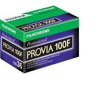 FUJIFILM Fujichrome Provia 100F Pro RDP-III Color Transparency Film - Exp 04/06