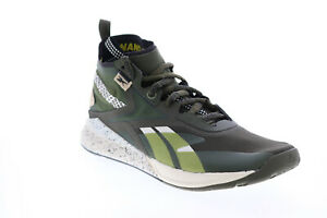 Reebok Nano X Unknown FV6768 Mens Green Synthetic Athletic Cross Training Shoes