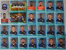 Neues AngebotPanini EM 2020 Preview Komplette Mannschaft Frankreich 1 bis 28 inkl. Glitzerst.