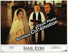 6 Photos Cinéma 21.5x27.5cm (1996) JANE EYRE Charlotte Gainsbourg, William Hurt