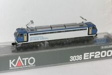Kato 3036 EF200 Hi Tech Inverter Electric Japanese N scale