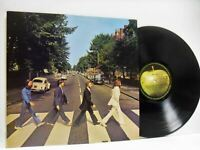 THE BEATLES abbey road (1985 reissue) LP EX+/EX, PCS 7088, vinyl, album, apple,