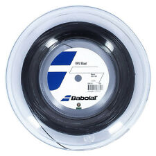 Babolat RPM Blast 17G 1.25mm (black) 660ft 200m Reel Tennis String