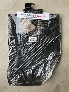 WeatherTech All-Weather Floor Mats for Jeep Cherokee 2015-2019 1st 2nd Row Grey