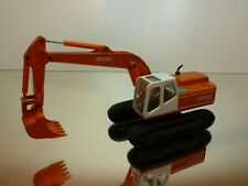 CONRAD 2903 ATLAS 1704LC EXCAVATOR - ORANGE 1:50 - VERY GOOD CONDITION
