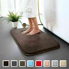 40x60cm Luxurious Absorbent Soft Microfiber Plush Bath Mat Bathroom Shower Rug