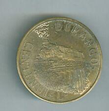 1980 Durango, Colorado Centennial, Durango Rotary Club, GF $1.00 in Trade Medal
