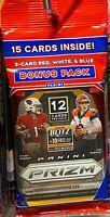 New 2020 Panini Prizm Football  NFL Bonus Pack Tua Herbert Burrow Hurts? 🔥🔥🔥