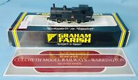 GRAHAM FARISH N GAUGE 1705 BR BLACK GENERAL PURPOSE TANK LOCO 47313 BOXED Gc3/2