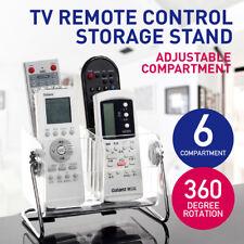 TV Control Holder Storage Caddy Remote Holders Phone Pen Glasses Organiser Box