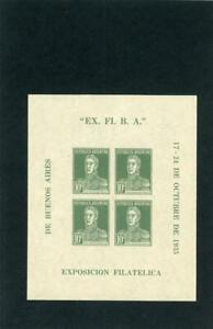 Argentina  1935 Scott# 452 Mint Hinged