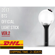 BTS OFFICIAL LIGHT STICK VER.2  [A.R.M.Y BOMB 7117G]  DHL SHIPPING