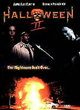 Halloween II (DVD, 1998) EXCELLENT CONDITION FAST SHIP
