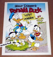Carl Barks Kunstdruck: Cover zu Four Color Comics # 223 - Cover Art Print