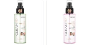 CATRICE Clean ID Prime & Fix Spray Matt / Glow - Base & Setting Mist 2in1 NEW IN