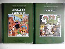 Suske en wiske  Uit de archieven van Willy Vandersteen  VIIFDE set nrs 21-23