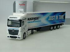 Herpa Mercedes Actros fahrner bigspace kosz - 922777 - 1/87