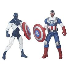 "Marvel Legends Secret Wars 3.75"" bouclier brandissant Heroes Pack de 2"