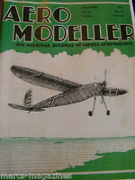 AEROMODELLER 1937 DECEMBER 25TH ISSUE FACSIMILE MODEL AIRCRAFT AVIATION