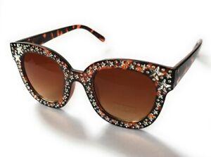 New style Star Diamante Frame Designer Sunglasses