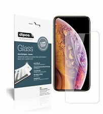 2x Apple iPhone XS Screen Protector Flexible Glass 9H dipos